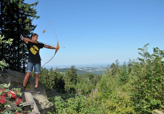 Stoneface Archery